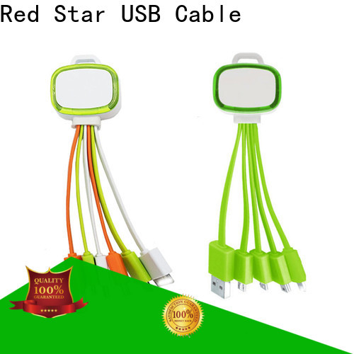 Red Star multiple pin mobile charger travel kits for sale
