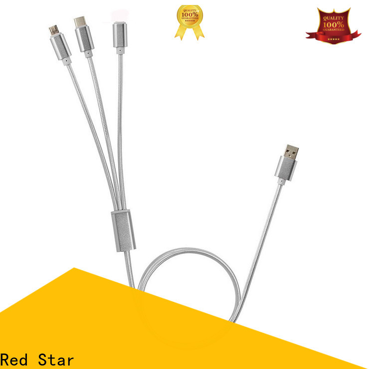 Red Star multi end charging cable travel kits for sale