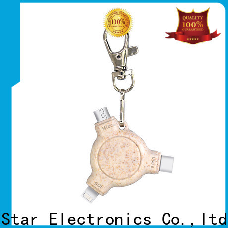 Red Star wholesale eco lanyard cable suppliers for business