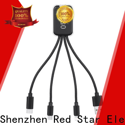 Red Star high-quality multiple usb cable supply for business