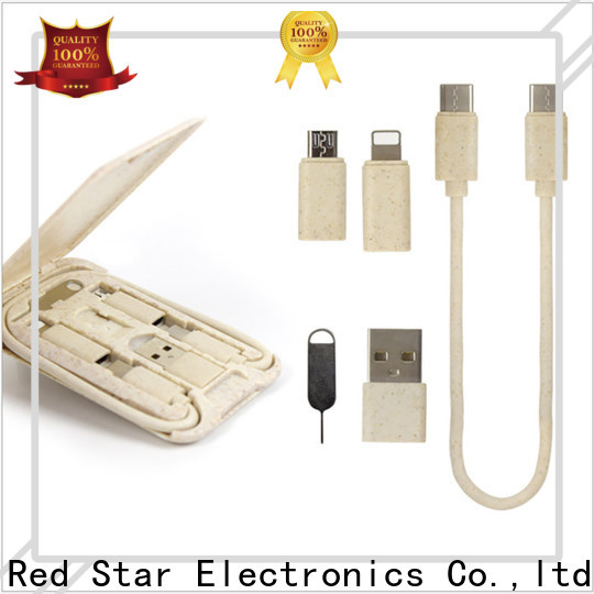 Red Star usb charging cable