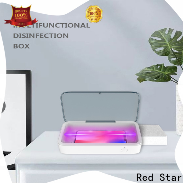 Red Star high-quality uvc ultraviolet sterilizer suppliers for phone