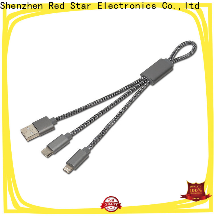 Red Star sync usb cable supply for business