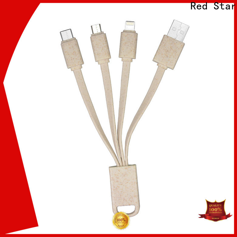 Red Star top eco friendly charging cable company for phone