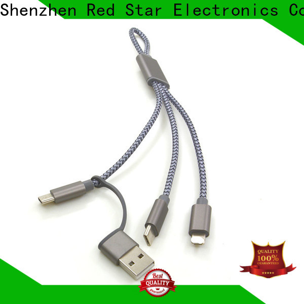 Red Star multi charging cable manufacturers for phone