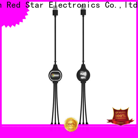 Red Star sync usb cable factory for sale