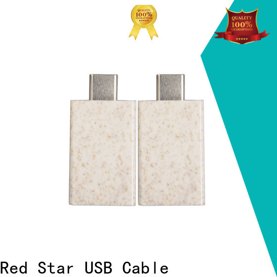 Red Star best eco-friendly charging cable factory for phone