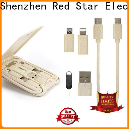 Red Star bsci best multi usb cable factory for sale