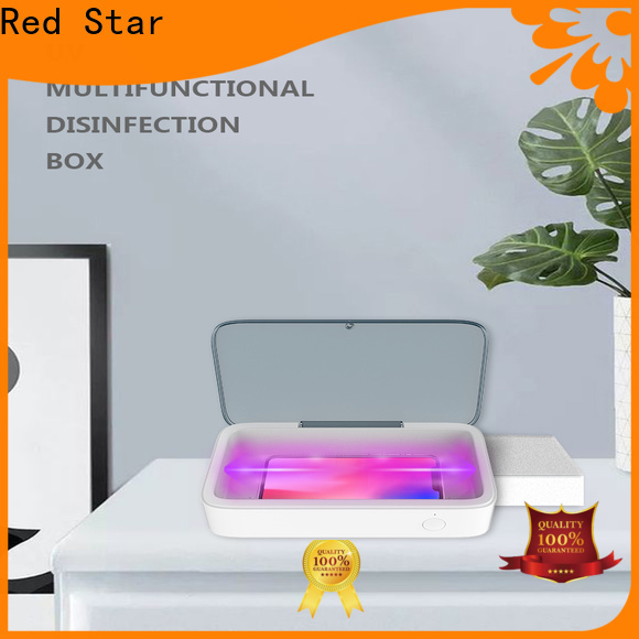 top uvc sterilizer with custom logo for phone