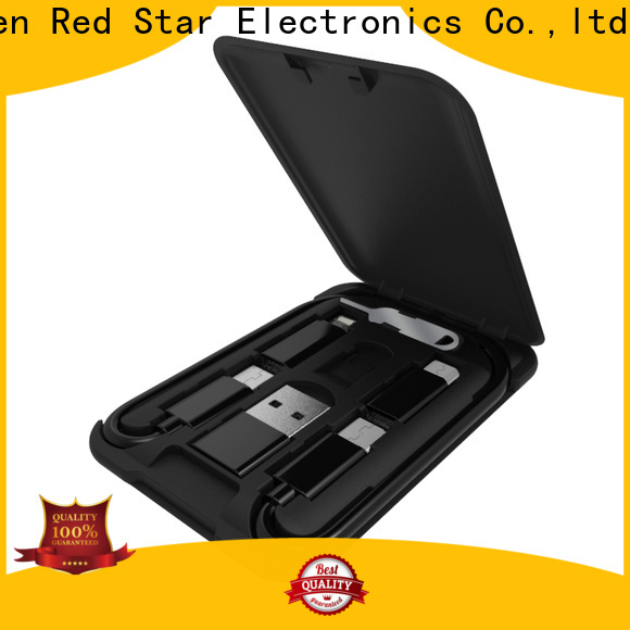 Red Star usb splitter cable supply for mobile phone