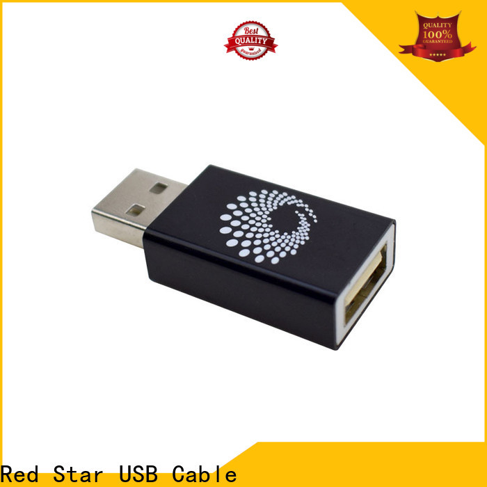 Red Star data block usb adaptor supply for data security