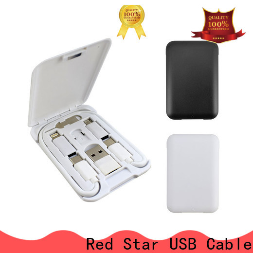Red Star multi micro usb cable factory for mobile phone