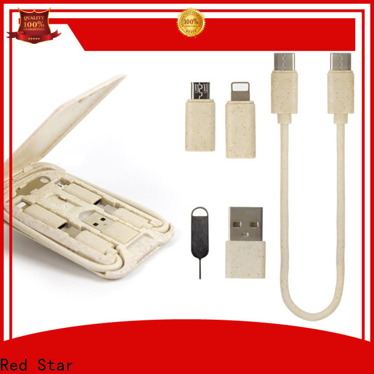 Red Star multi end charging cable suppliers for phone