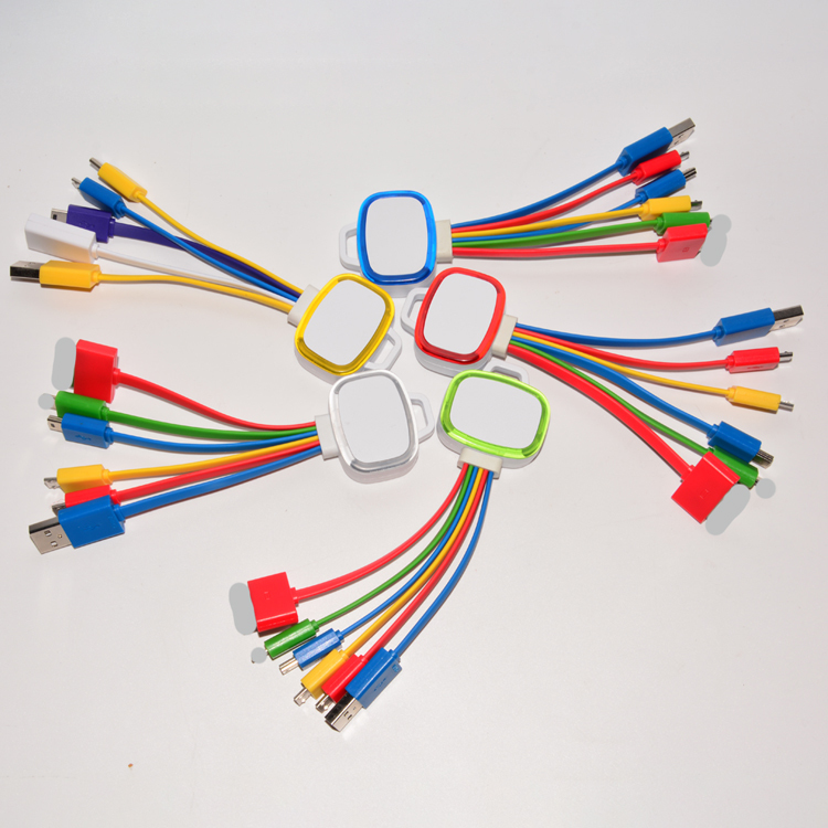 Wholesale Promotional Gift Universal Charging Cable