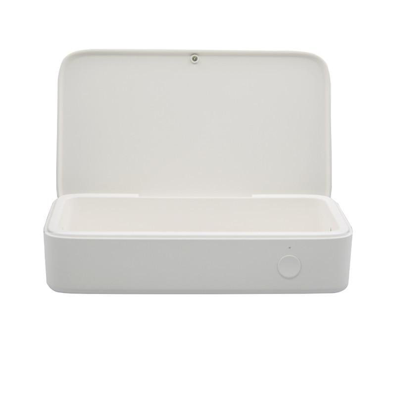 Phone Sanitizer LED Light UVC Ultraviolet Sterilization Box
