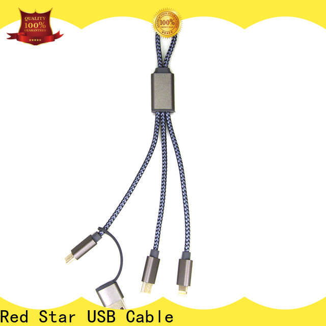 wholesale braided lightning cable company for sale