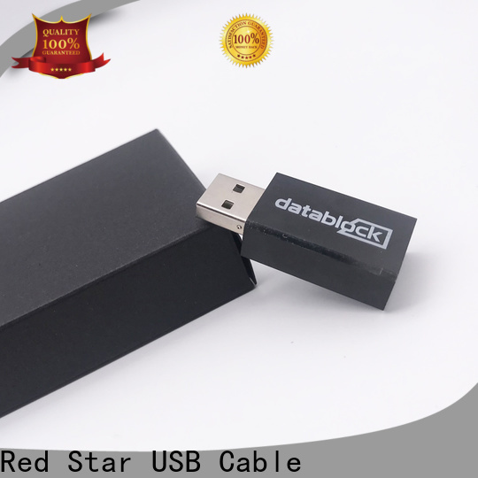 Red Star new best usb data blocker company for public areas