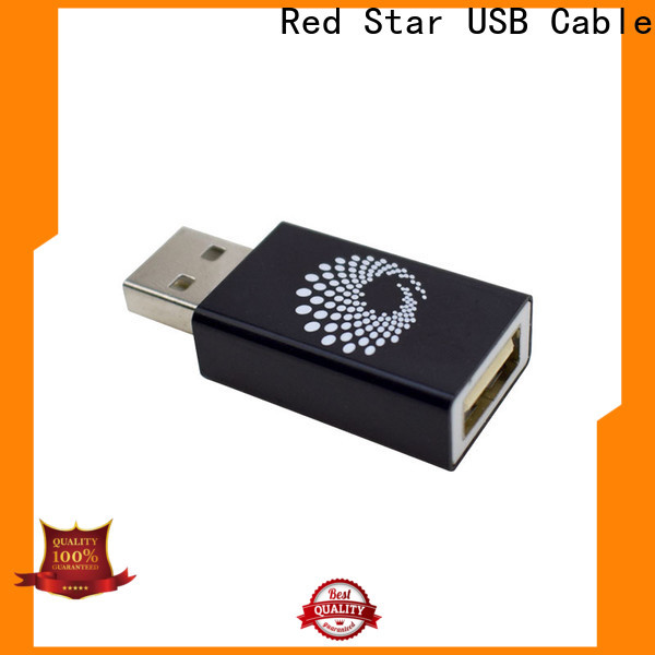 Red Star custom best usb data blocker company for public areas