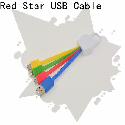 Red Star multi phone charger cable manufacturers for mobile phone