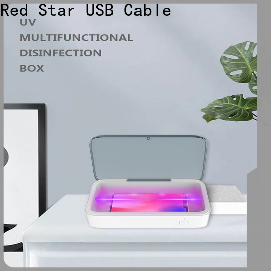 custom uv-c light sterilizer with custom logo for sale