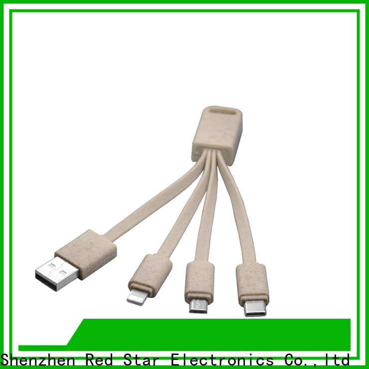 Red Star latest biodegradable multi cable company for sale