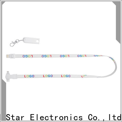 new lanyard usb charging cable company for phone