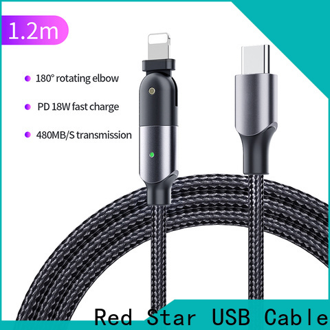 Red Star usb c cable company for phone
