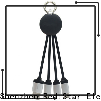 Red Star multi use light up cable factory