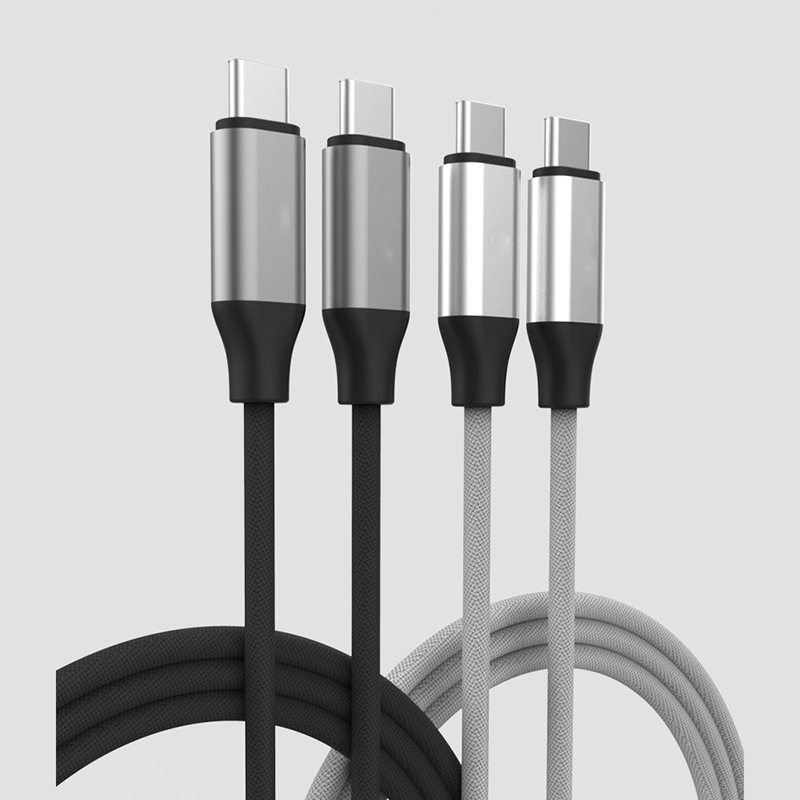 Wholesale Type-c to Type-c 100W PD Cable USB 2.0 Charging Cable