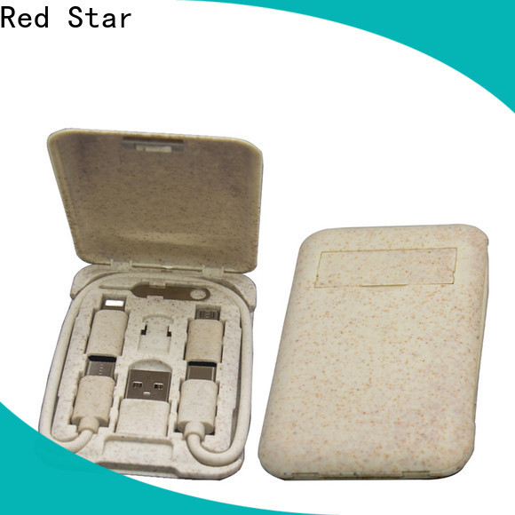 Red Star latest eco lanyard cable manufacturers for phone
