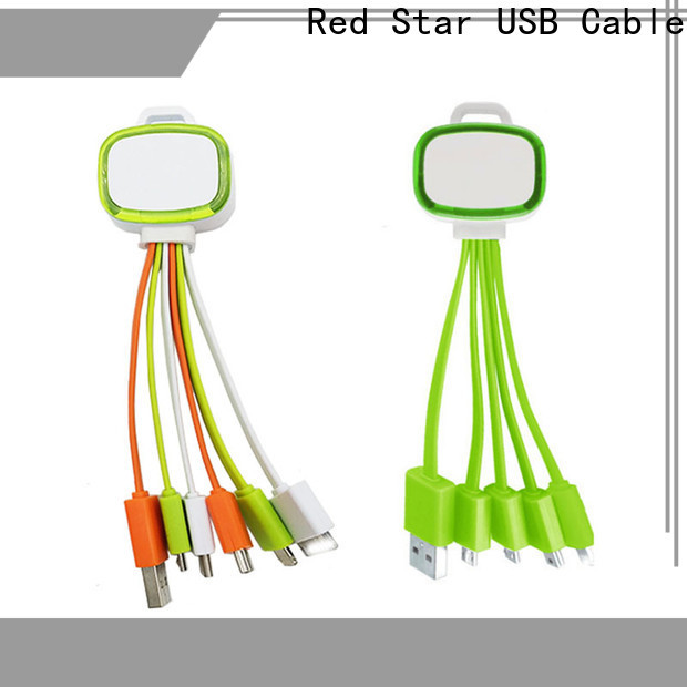 Red Star new charging cord company for business