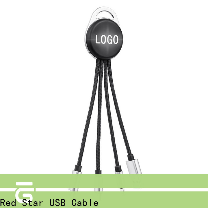 Red Star top micro usb charger travel kits for mobile phone