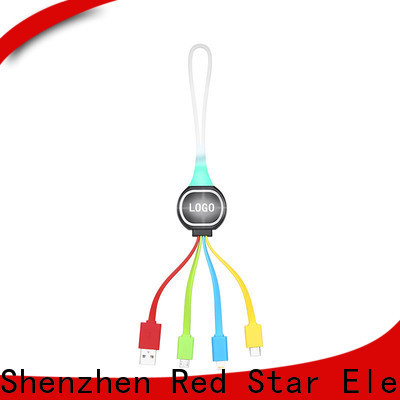 Red Star multi micro usb cable company for mobile phone