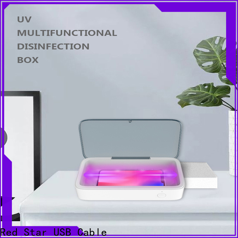 latest uvc ultraviolet sterilizer with custom logo for sale