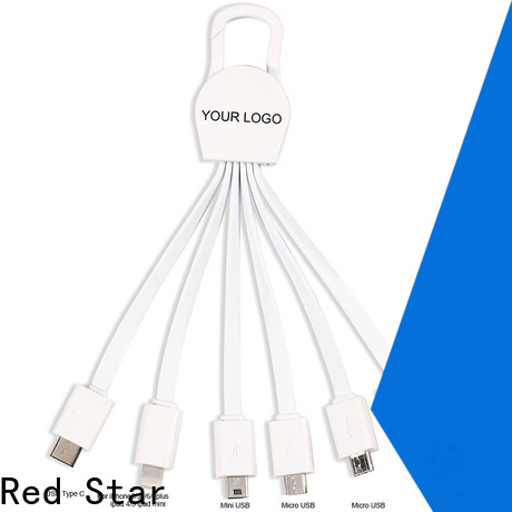Red Star micro usb charger factory for sale