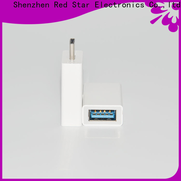 Red Star wholesale best usb data blocker supply for public areas