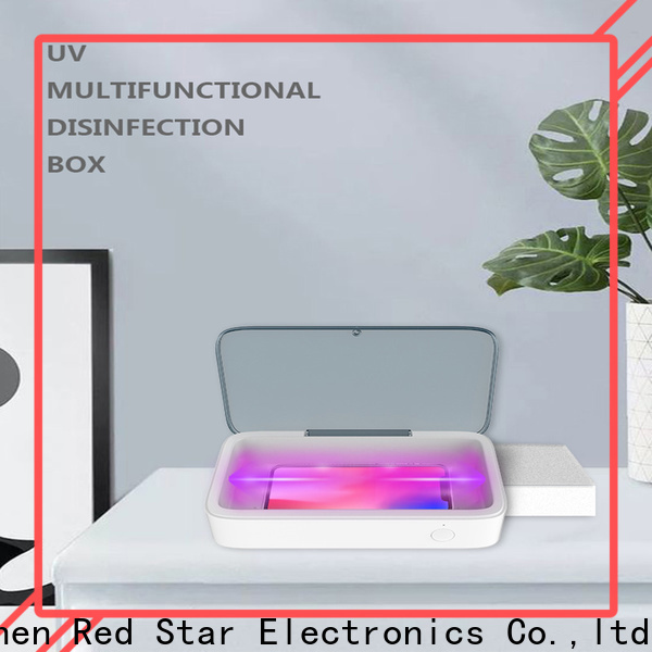 top uv-c light sterilizer with custom logo for computer