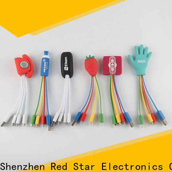 Red Star multi phone charger cable supply for sale